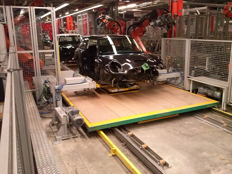LPM-Expertos logística sector automovil